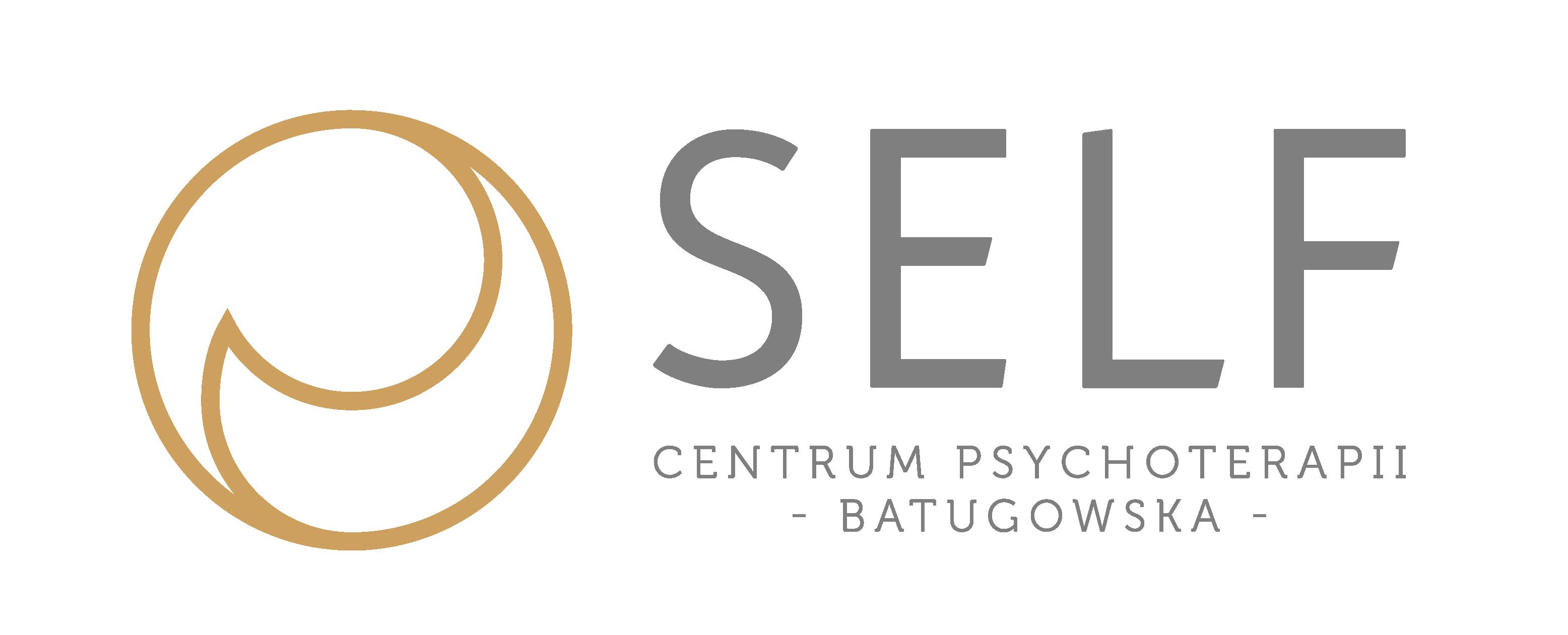 Logo Centrum psychoterapii SELF - Batugowska